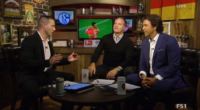 Fox Sports Unveils New Studio Set For Bundesliga Coverage Football88