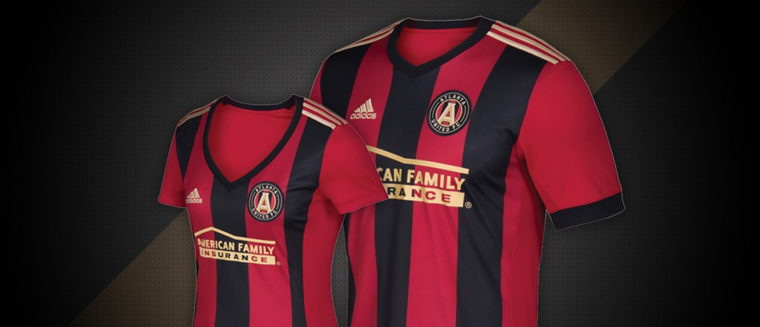 brand new 39035 ebe06 The new Atlanta United primary jersey is out – order yours ...