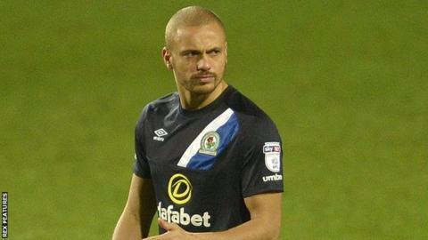 Wes Brown made five league appearances for Blackburn Rovers last season