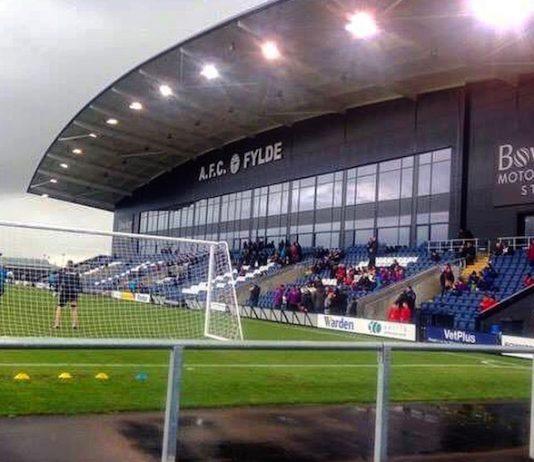 AFC Fylde v Barrow