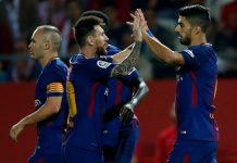 Sporting Lisbon v Barcelona
