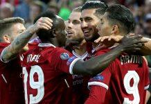 Maribor v Liverpool