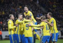 Sweden v Luxembourg