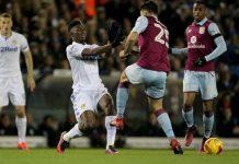 Leeds v Aston Villa