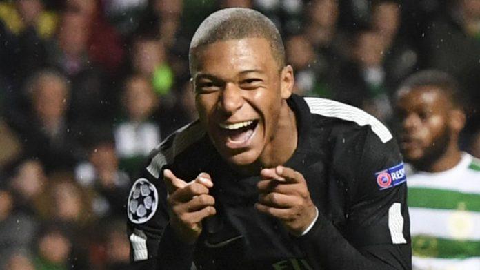 Paris St Germain v Celtic