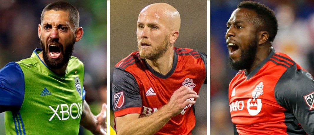 USMNT stars vie for MLS Cup 2017