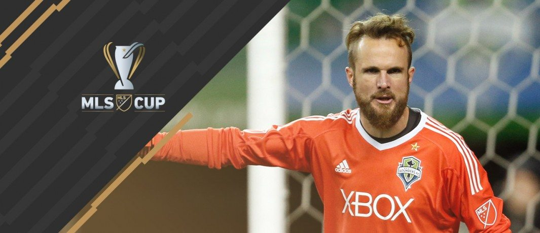 Stefan Frei -- MLS Cup Overlay