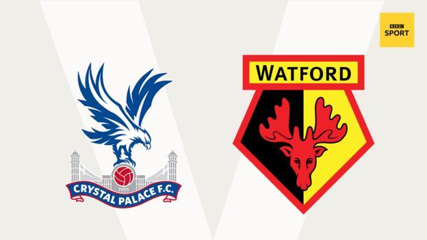 Crystal Palace v Watford