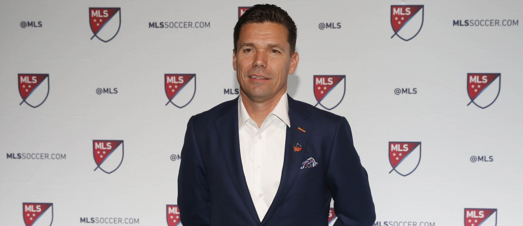 Alan Koch - MLS backdrop