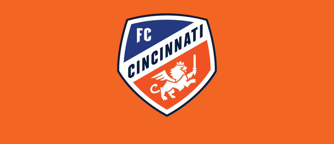 FC Cincinnati logo - generic image