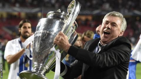 Carlo Ancelotti Set For Madrid Return